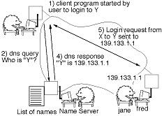 How DNS happens